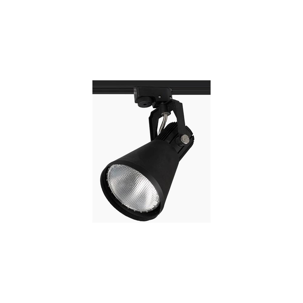 Трековый светильник Е 27 PAR 30 черный