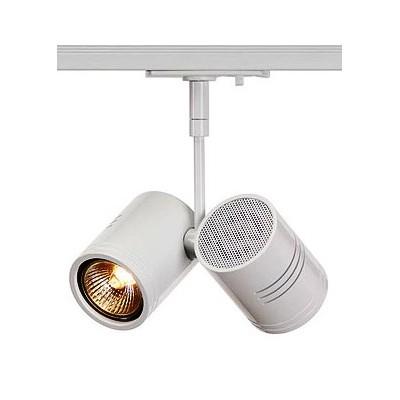 Светильник BIMА 2 GU10 на 1ф шину  SLV