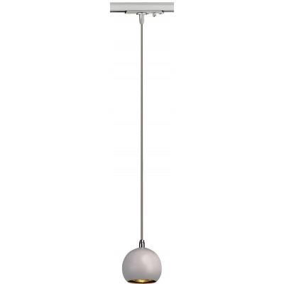 Светильник-подвес LIGHT EYE PD GU10 на 1ф шину SLV