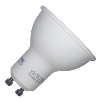 Лампа LED GU10 4.8w 220v 3000k MR-16 OSRAM