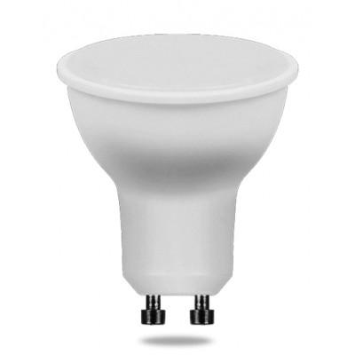 Лампа LED GU10 7w 220v 6400k MR-16
