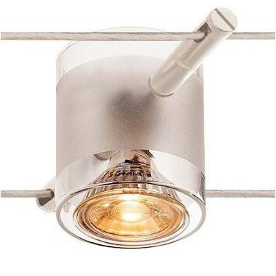 Светильник струнный COMET GU5.3 белый SLV