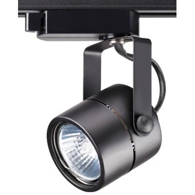 Трековый светильник 3L PIPE GU10 черный