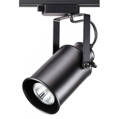 Трековый светильник 3L PIPE Loft GU10 черный