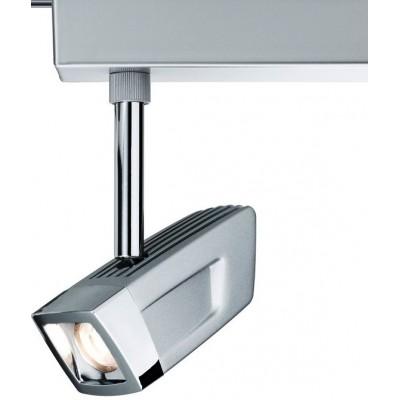 Трековый светильник SCENE LED хром матовый