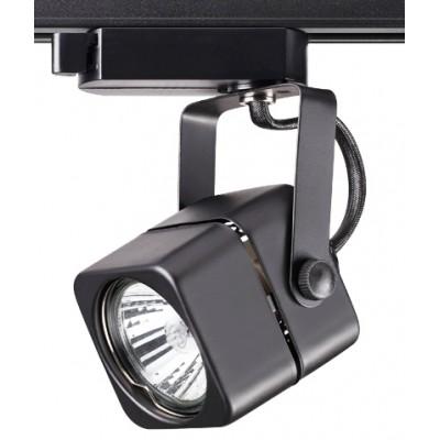 Трековый светильник 3L PIPE-Q GU10 черный