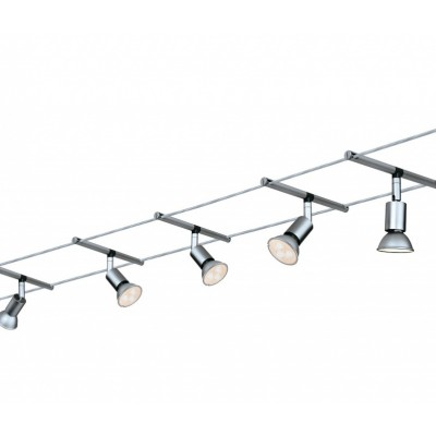 Струнные светодиодные светильники SPICE SALTLED 5x4w