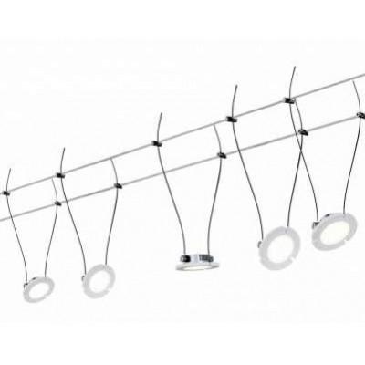 Струнные светодиодные светильники DAISYLED 5x4w