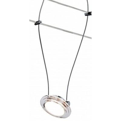 Светильник для струнной системы Paulmann LED TWIST COIN 1X4W