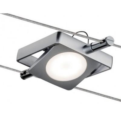 Светильник для струнной системы Paulmann LED DC SPOT MACLED 1X4W хром матовый