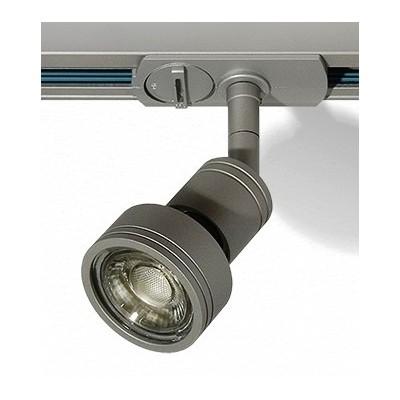 Трековый светильник 3L GU10R серый Raumberg