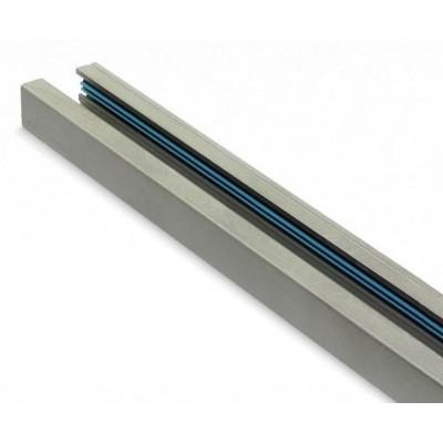 3L Шинопровод 3-линейный 2м серый Raumberg