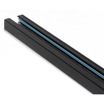3L Шинопровод 3-линейный 2м черный Raumberg