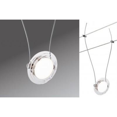 Струнные светодиодные светильники LED TWIST COIN 4x4w