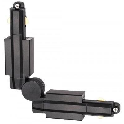 3L Соединитель гибкий шарнирный 3-х линейный черный