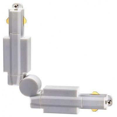 3L Соединитель гибкий шарнирный 3-х линейный белый