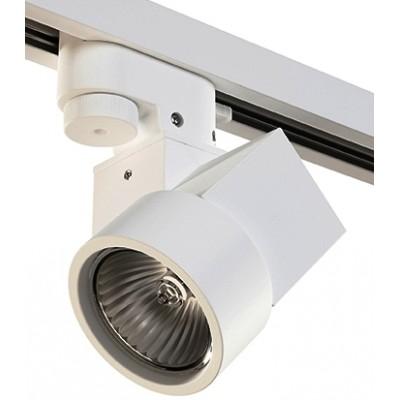 Трековый светильник на шинопровод 2TRA под лампу GU10 ILLUMO X1 белый