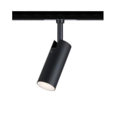 Трековый LED светильник Tubo 5W Paulmann Черный матовый