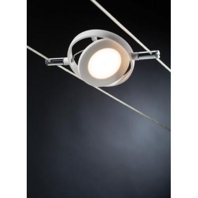 Струнные светодиодные светильники LED ROUNDMAC 4x4w
