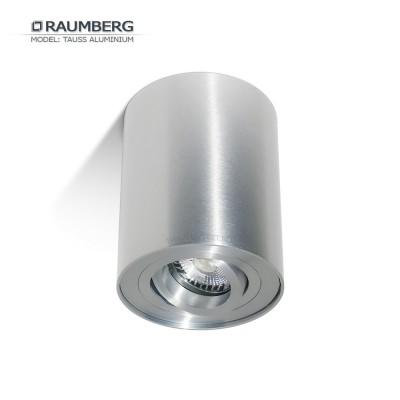 Светильник накладной поворотный RAUMBERG TAUSS (HDL-5600) GU10 Серебристый корпус