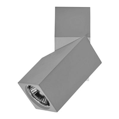 Накладной светильник ILLUMO HP16 GU10 серый