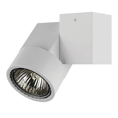 Накладной светильник ILLUMO GU10х1 Белый корпус