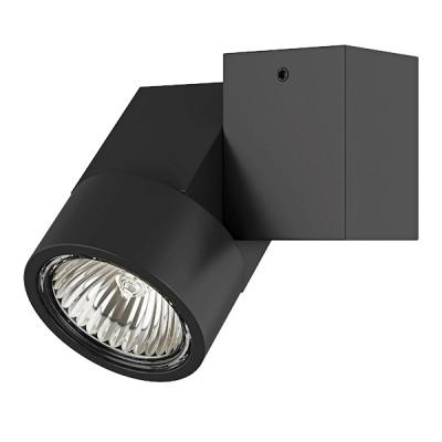 Накладной светильник ILLUMO GU10х1 Черный корпус