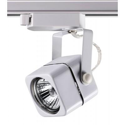 Трековый светильник 3L PIPE GU10 Белый корпус