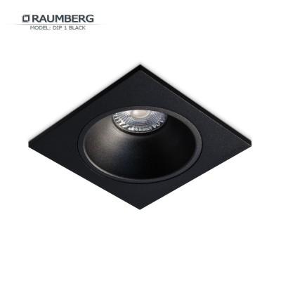Светильник встраиваемый RAUMBERG DIP 1 Black