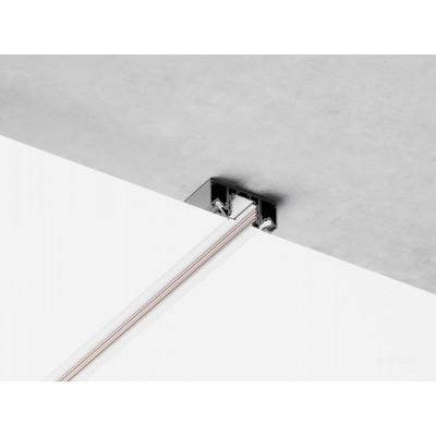 Трехфазный шинопровод 4TRA для натяжных потолков 2000mm белый