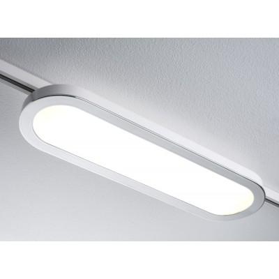 Трековый светильник PANEL LONGUS LED белый