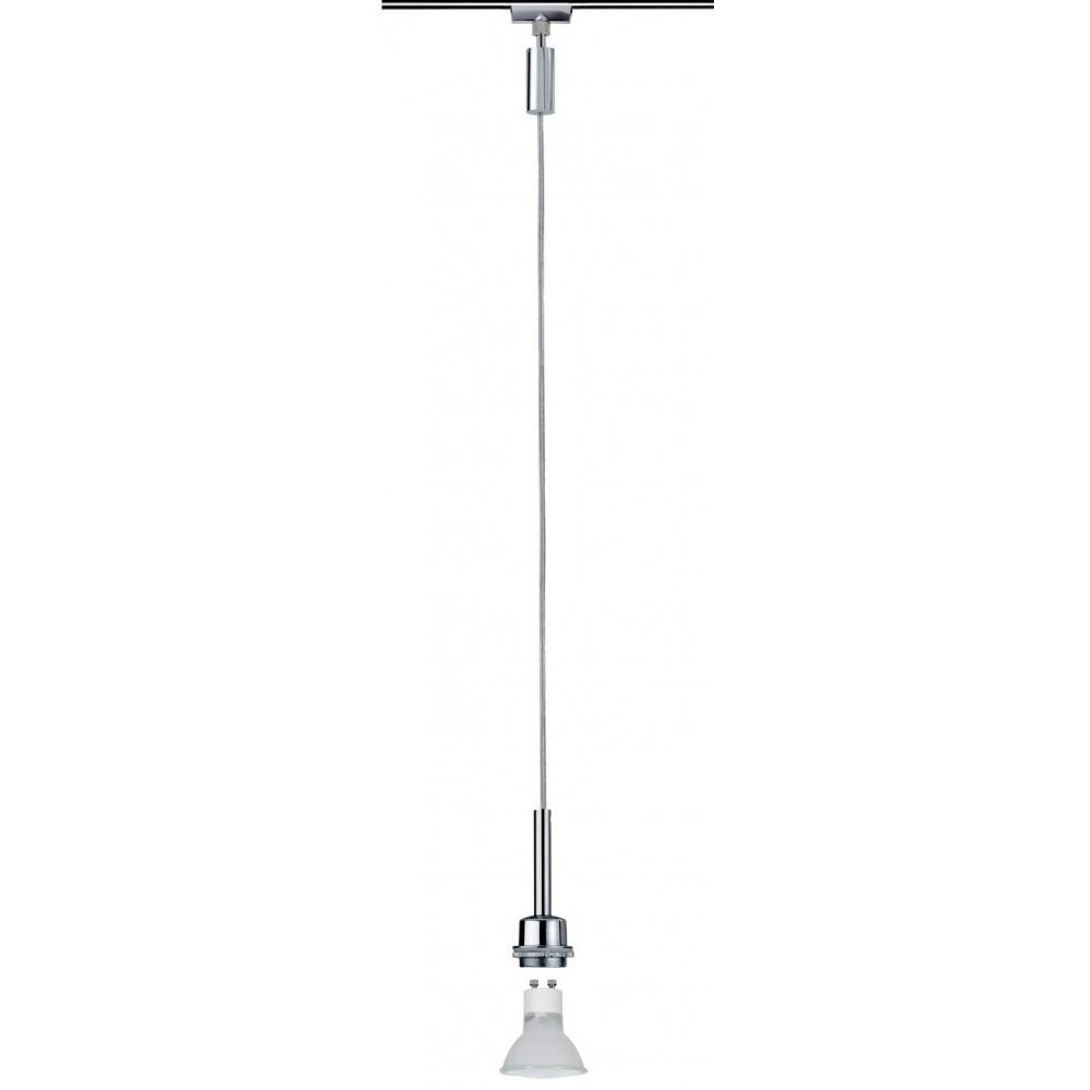 Трековый светильник-подвес ESL PENDEL на трек Paulmann