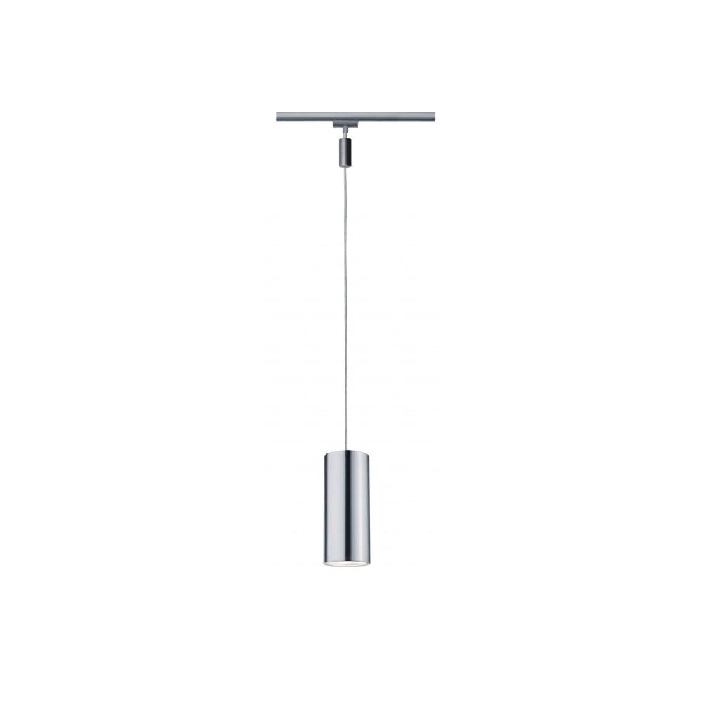 Трековый светильник-подвес LED BARREL на трек Paulmann