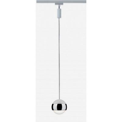 Трековый светильник-подвес LED CAPSULE на трек Paulmann