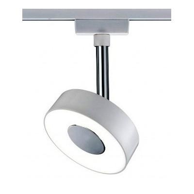 Трековый светильник CIRCLE LED белый