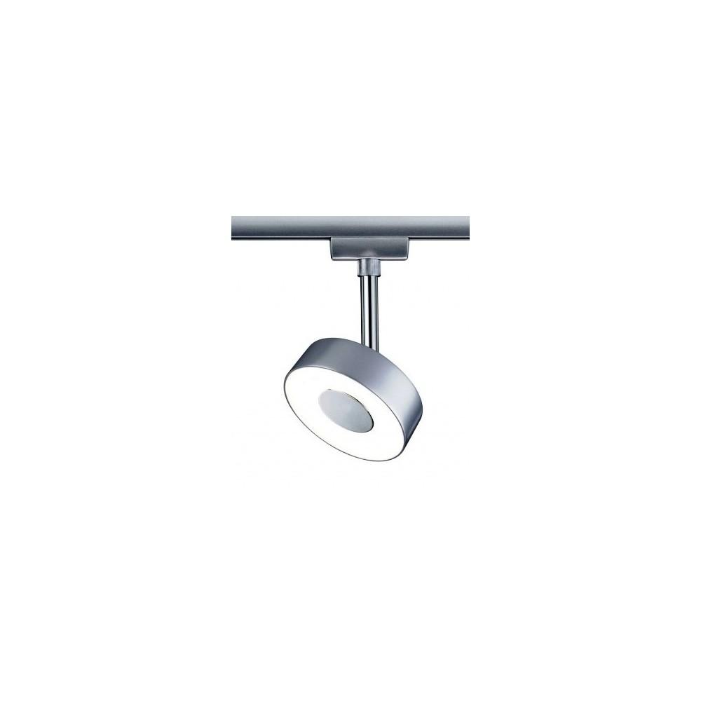 Трековый светильник CIRCLE LEDхром матовый