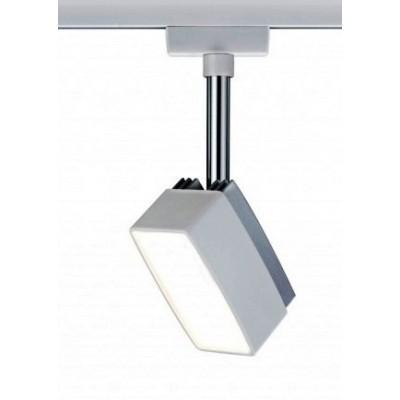 Трековый светильник PEDAL LED белый