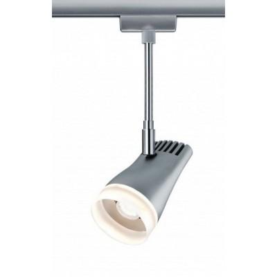Трековый светильник DRIVE LED хром матовый
