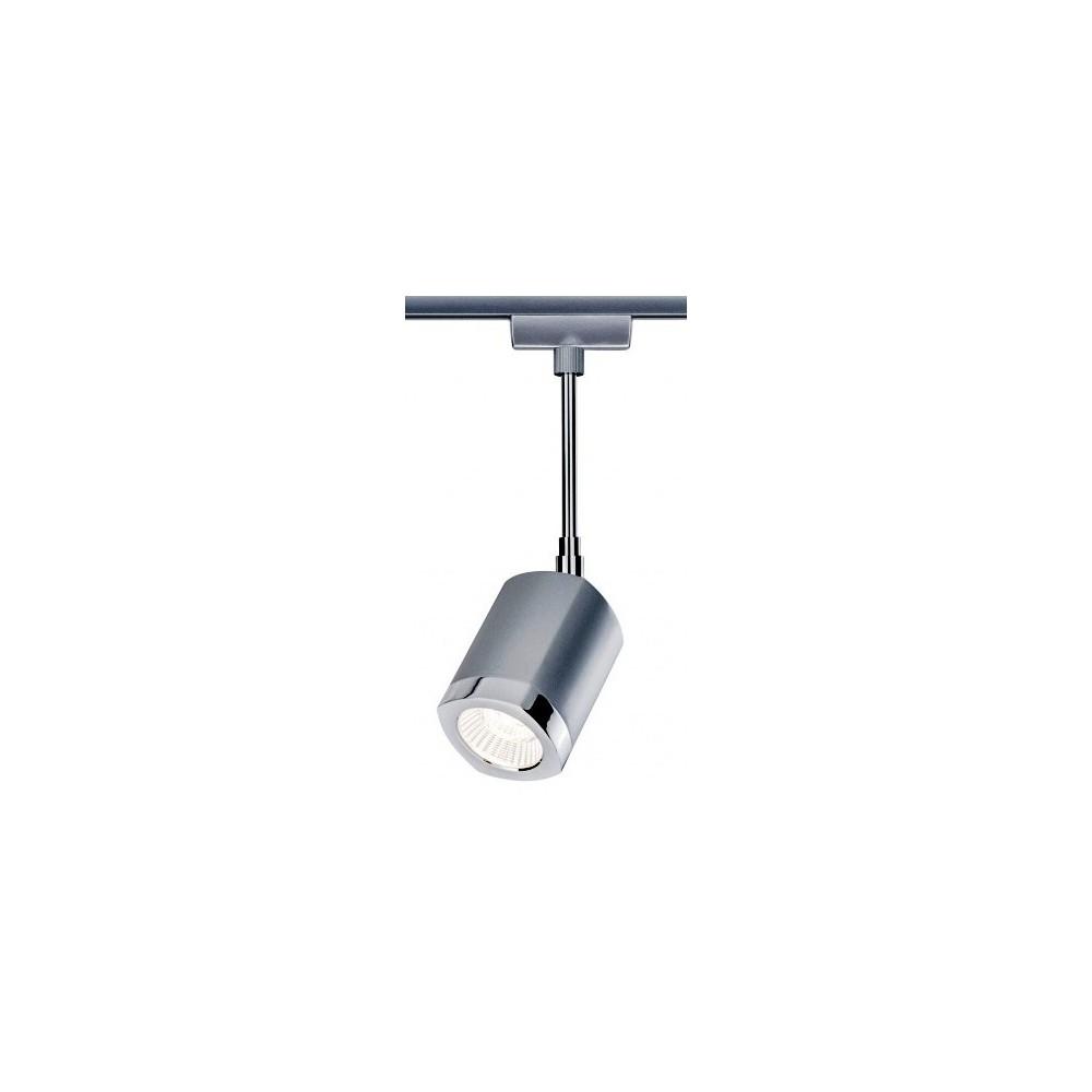 Трековый светильник WANKEL LED хром матовый