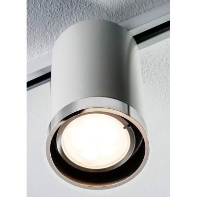 Трековый светильник TUBE LED белый