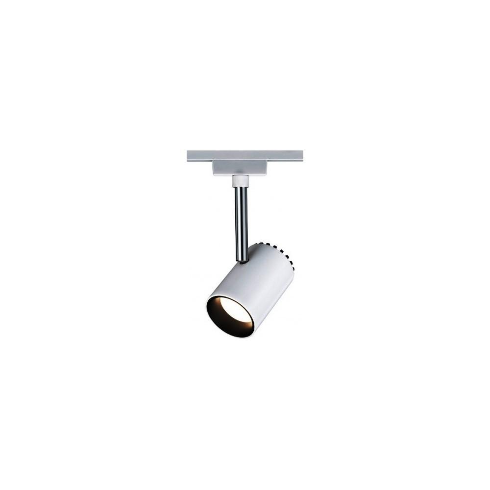 Трековый светильник SHINE LED белый