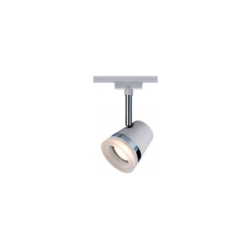 Трековый светильник Cone LED на трек белый