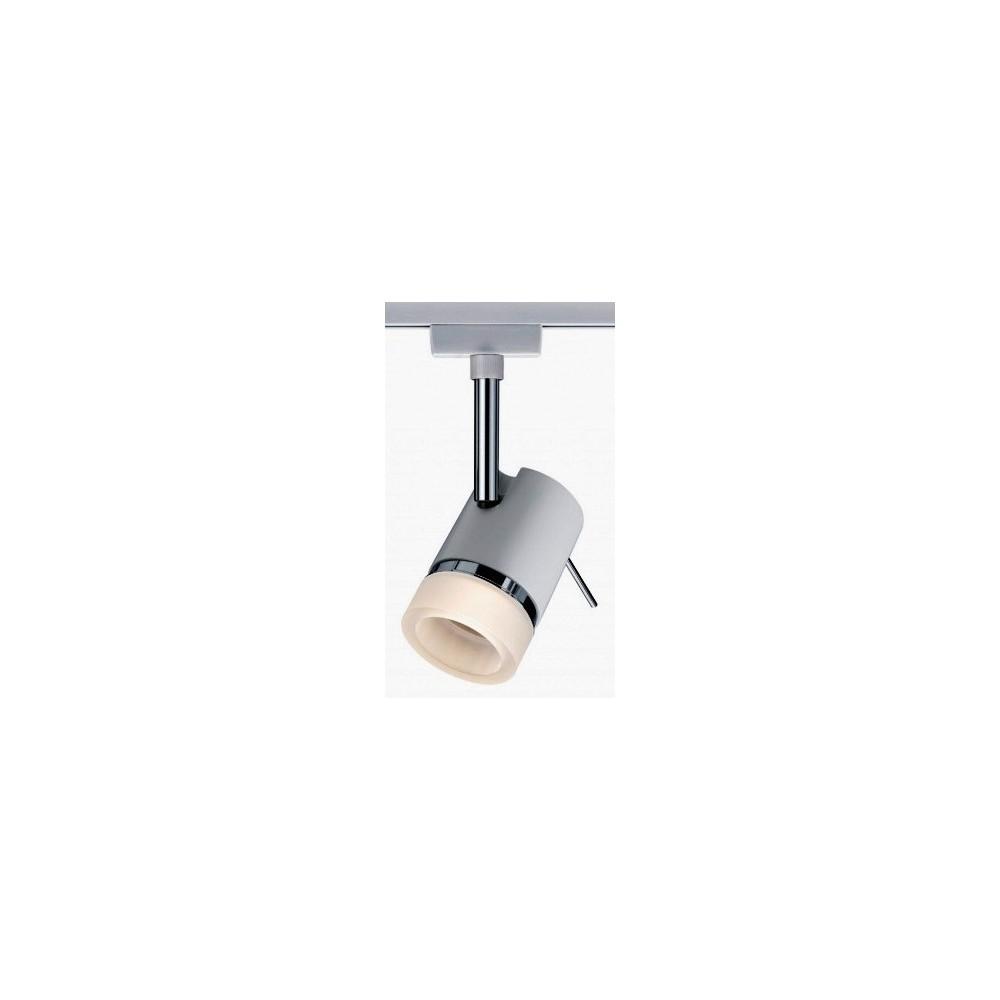 Трековый светильник PIPE LED белый