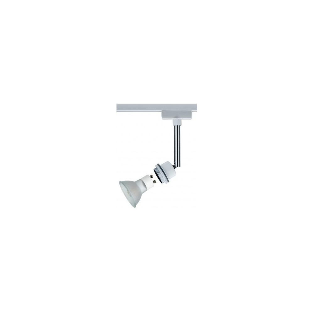 Трековый светильник основа на трек GU10 белый