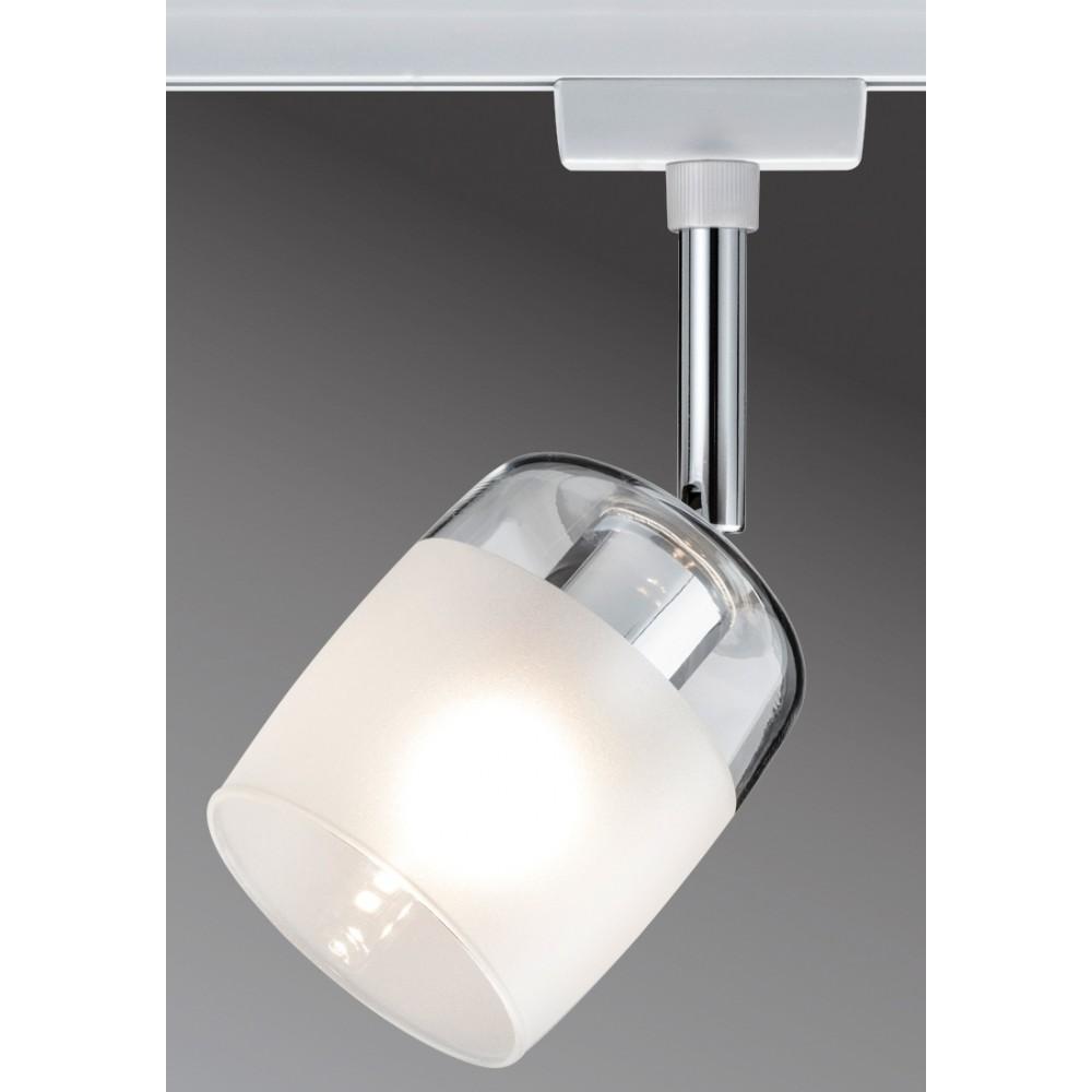 Трековый светильник BLOSSOM белый