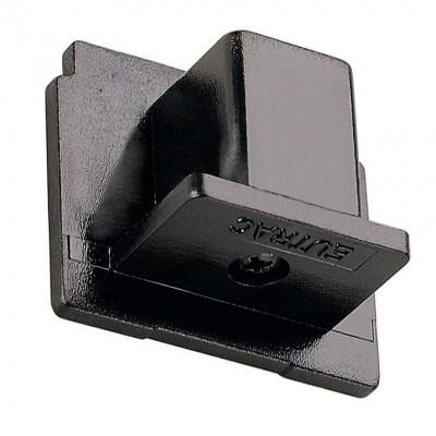 Заглушка торцевая для трехфазного шинопровода черный