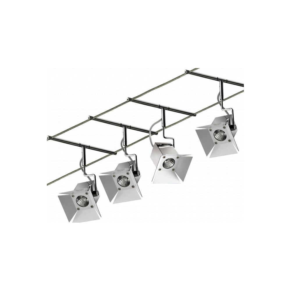 Струнные светильники MOVIE 4x35w