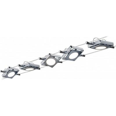 Струнные светодиодные светильники LED MACLED 5x4w
