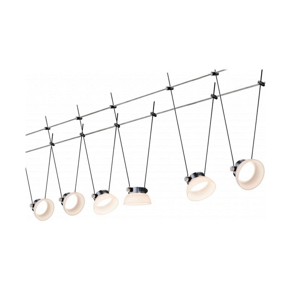 Струнные светодиодные светильники GLASSLED I 6x4w