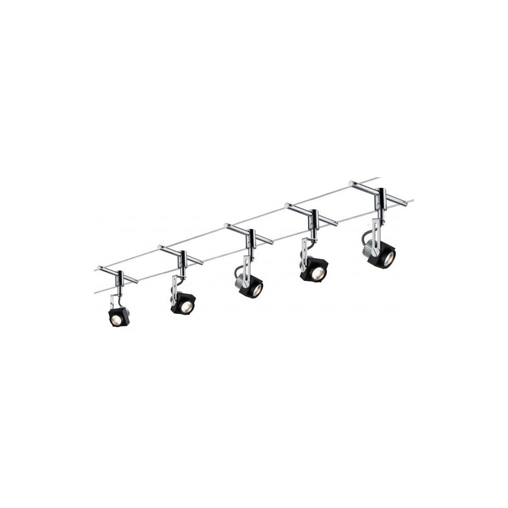 Струнные светодиодные светильники LED PHASE 5x5w